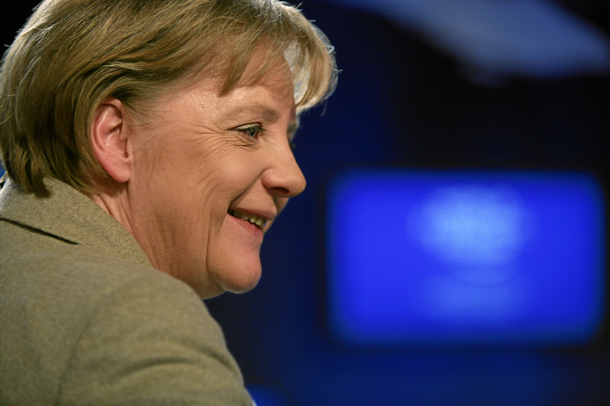International Women's Day: Angela Merkel