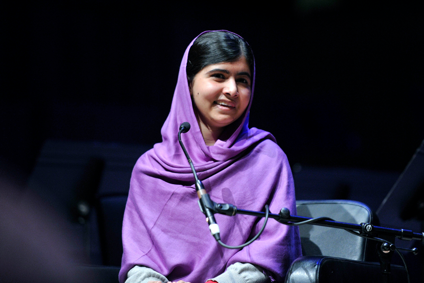 International Women's Day: Malala Yousafzai