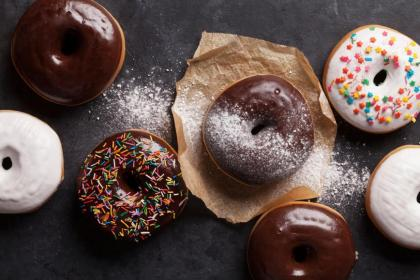 Donuts in New York