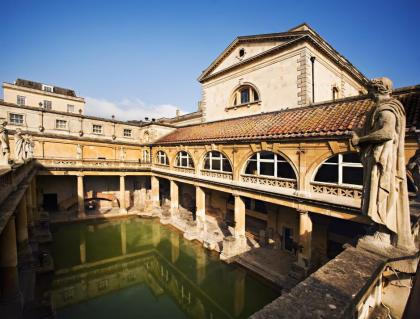 Roman Baths UK