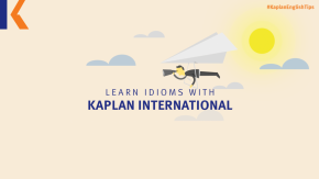 Kaplan International English Idioms