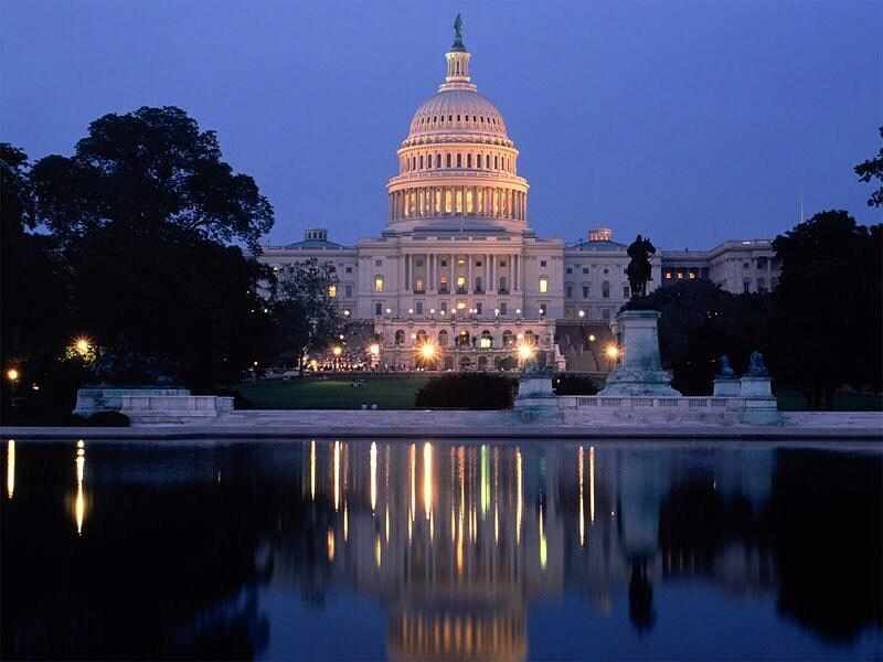 Washington, capitale des Etats-Unis