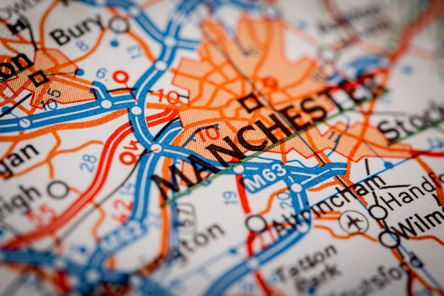 studiare inglese a Manchester