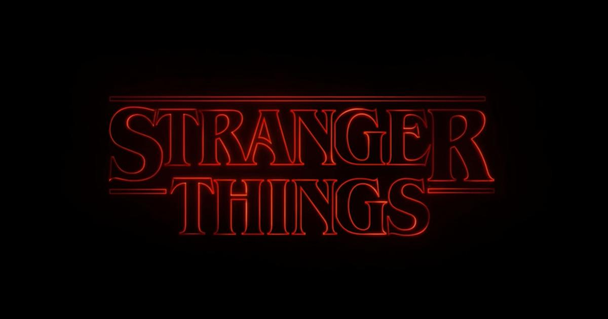Imparare l'inglese con Stranger Things
