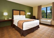 Extended Stay Northgate: single room