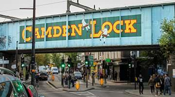 Camden Town London