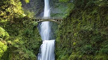 Columbia River Gorge, Portland