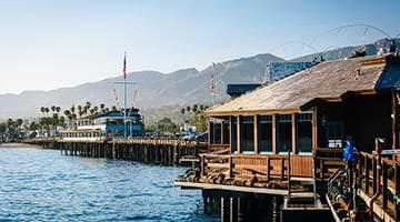 Steam Wharf Santa Barbara