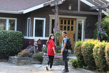 Kaplan International homestay Seattle