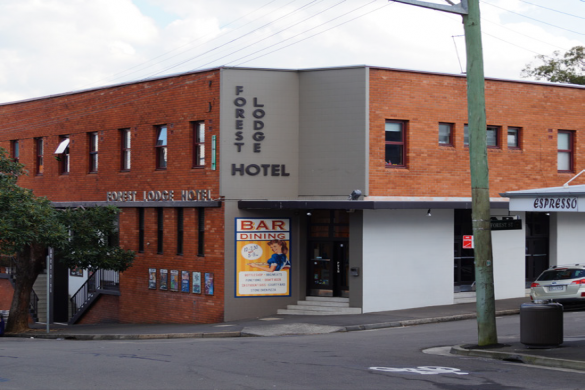 Forest Lodge City Guesthouse Sydney