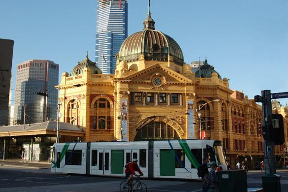 Melbourne city image 13