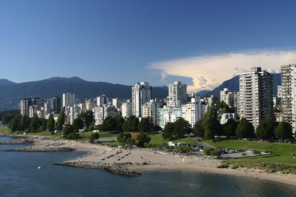 Vancouver city image 2