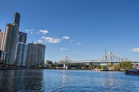 Brisbane city image 2