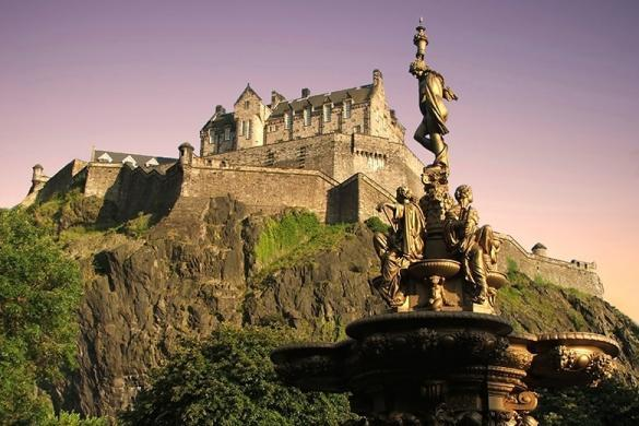 Edinburgh city image 6