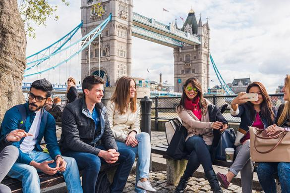 Learn english in london with accommodation