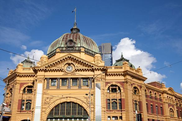 Melbourne city image 7