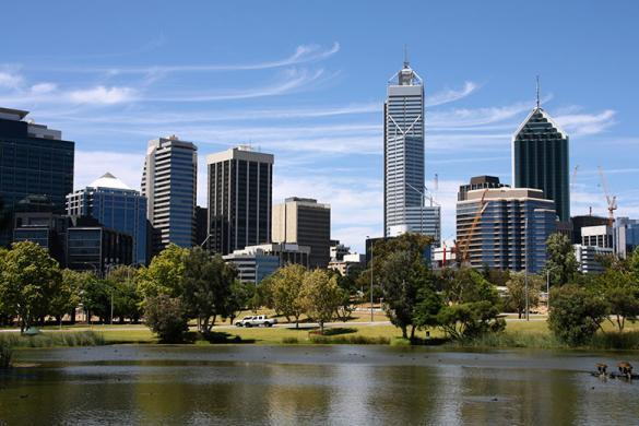 Perth city image 1