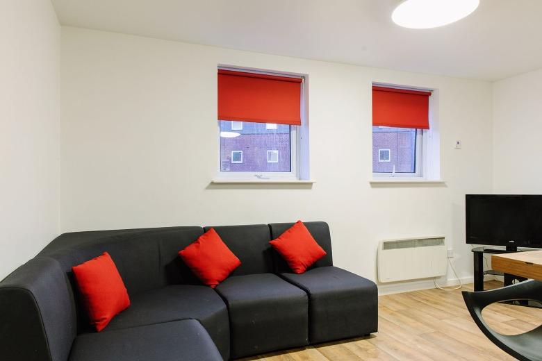 Atlantic Point student residence in Liverpool