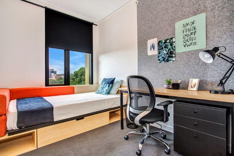 Iglu Melbourne City: studio room