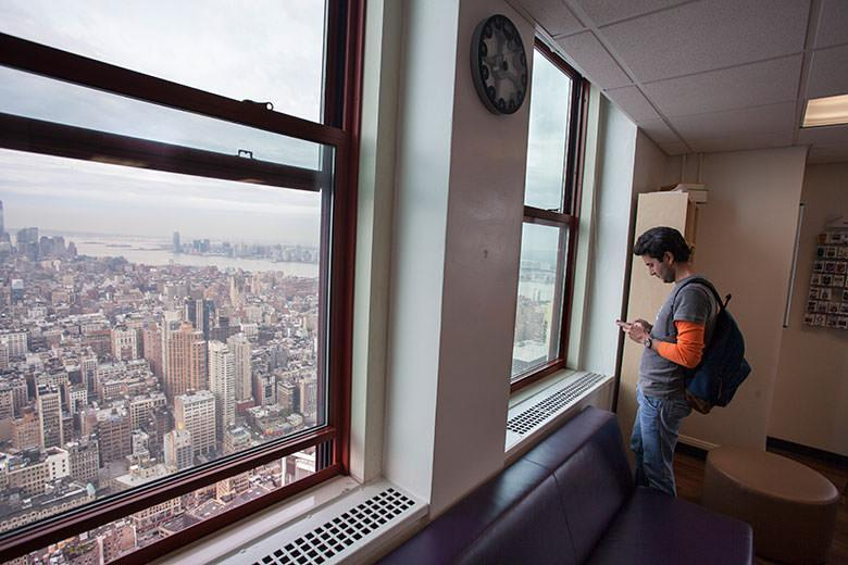 Kaplan English School in New York Empire State building image 16