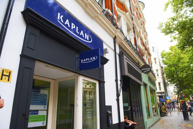 Kaplan English school in London Leicester square