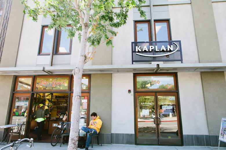 Kaplan English school in Berkeley San Francisco