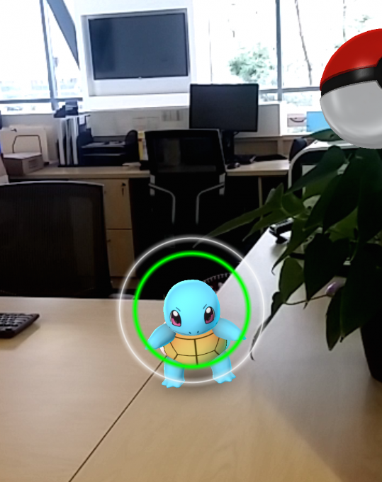 Pokémon at Kaplan