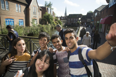 Studying abroad is a great opportunity for growth and self-development – and is much more accessible than you might think!
